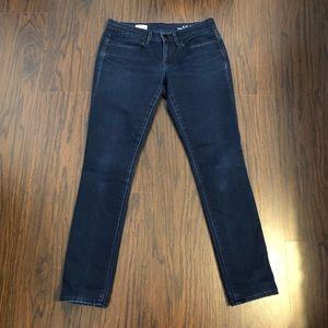 Gap 1969 jeans always skinny size 4 R